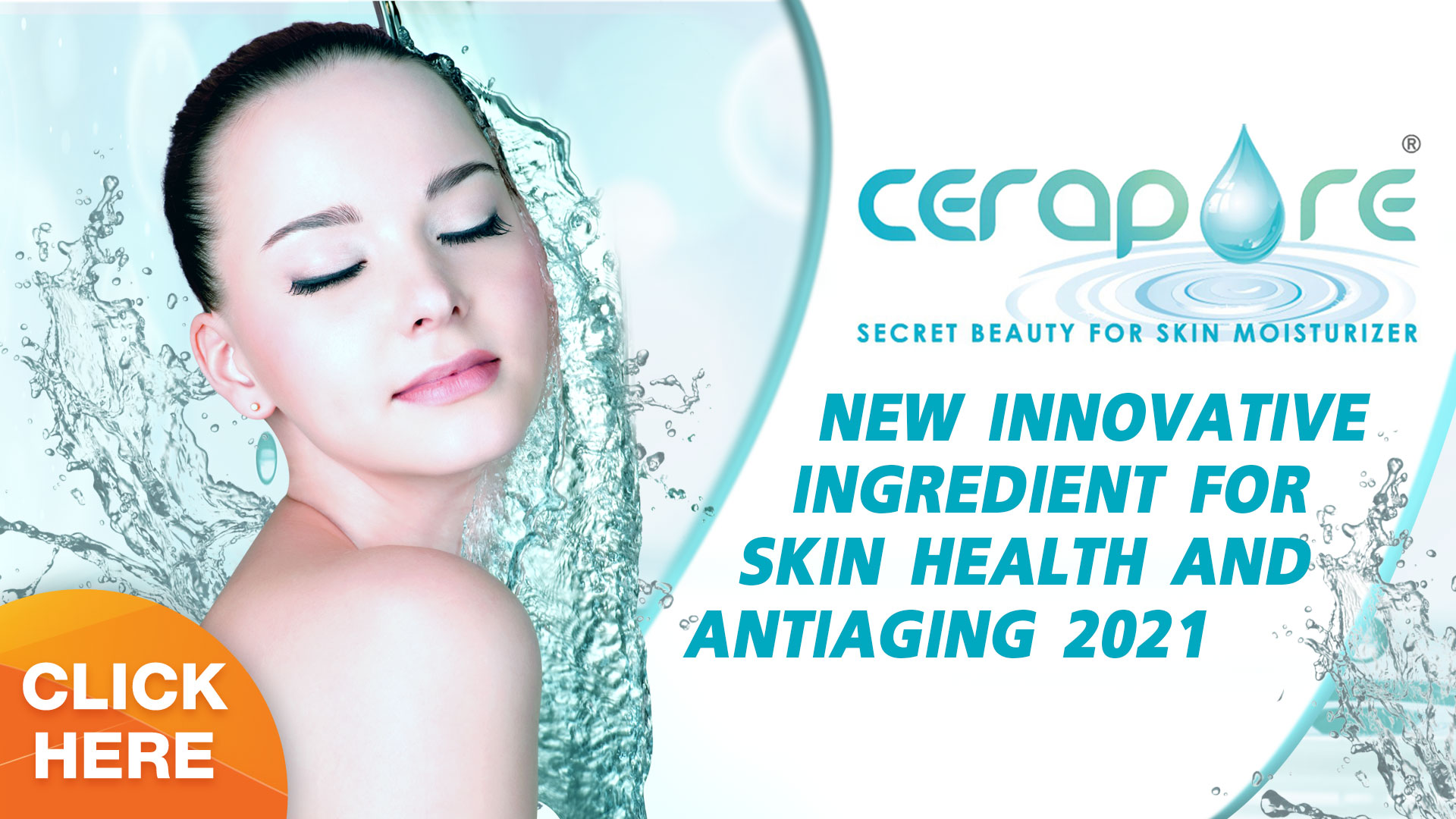 Cerapure new innovative ingredient for skin health and antiaging 2021